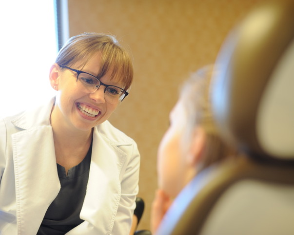 Dr. Carolyn Norton D.M.D, on dental crowns